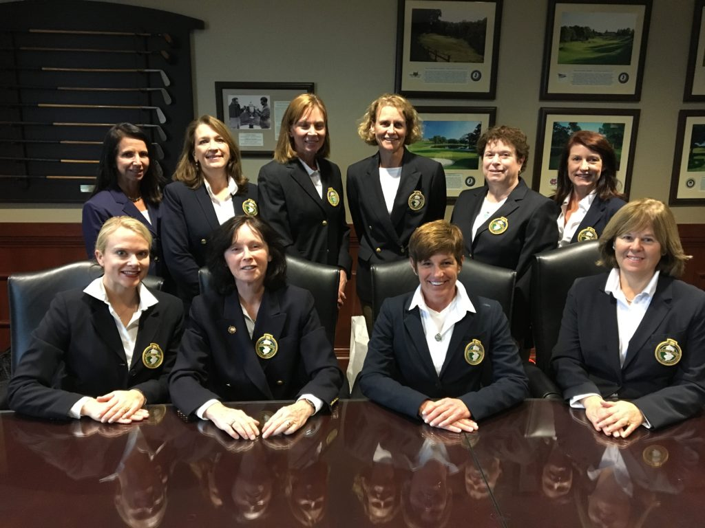 Photograph of 2016 GSWGA Board of Directors