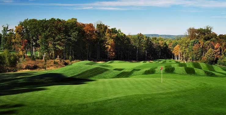 Photo of NJ National Golf Club hole